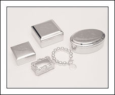 Jewelry and Trinket Boxes