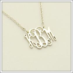 Floating Filigree Necklace