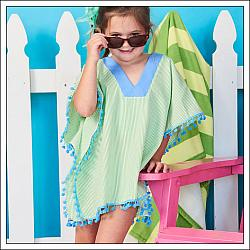 Maghon Pom-Pom Coverup (Children Sizes)