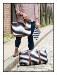 Chandler Stripe Collection