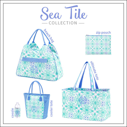 Sea Tile Collection