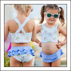 Kids Swim Collection