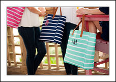 Stripe Totes Collection