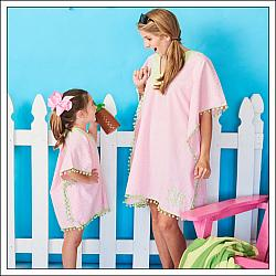 Maghon Pom-Pom Coverup (Adult Sizes)