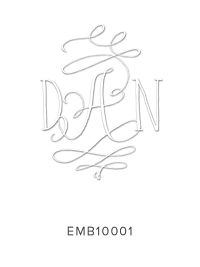 Embossing Stamp EMB10001