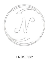 Embossing Stamp EMB10002