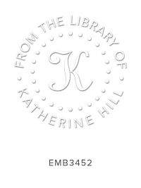 Embossing Stamp EMB3452