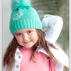 Children's Scarf and Hat