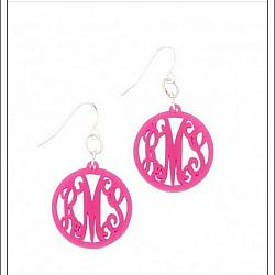 Ava Acrylic Earrings