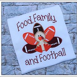 Food Family and Football